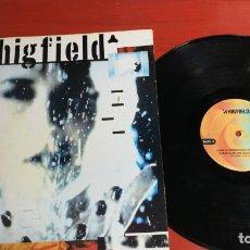 Discos de vinilo: MAXI SINGLE WHIGFIELD. GIVIN´ ALL MY LOVE. MAXI. Lote 199672257
