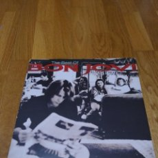 Discos de vinilo: VINILO BON JOVI – CROSS ROAD (THE BEST OF BON JOVI). ORIGINAL UK & EUROPA 1994.. Lote 199678842