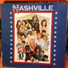 Discos de vinilo: BSO NASHVILLE LP. Lote 199680531