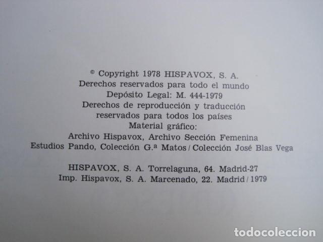 Discos de vinilo: MAGNA ANTOLOGÍA DEL FOLKLORE MUSICAL DE ESPAÑA INTERPRETADA POR EL PUEBLO. M. GARCÍA MATOS. UNESCO. - Foto 10 - 199694373