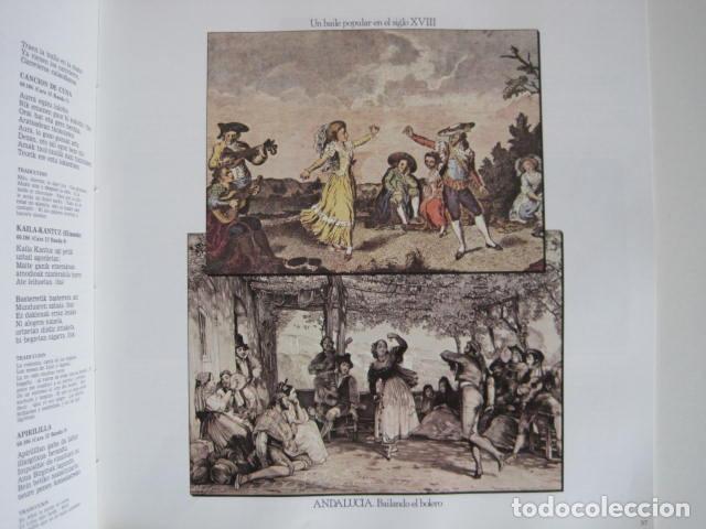 Discos de vinilo: MAGNA ANTOLOGÍA DEL FOLKLORE MUSICAL DE ESPAÑA INTERPRETADA POR EL PUEBLO. M. GARCÍA MATOS. UNESCO. - Foto 26 - 199694373