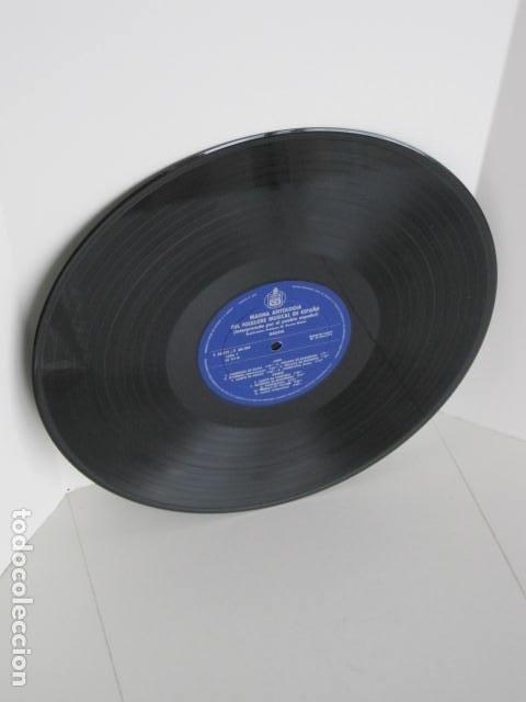 Discos de vinilo: MAGNA ANTOLOGÍA DEL FOLKLORE MUSICAL DE ESPAÑA INTERPRETADA POR EL PUEBLO. M. GARCÍA MATOS. UNESCO. - Foto 40 - 199694373