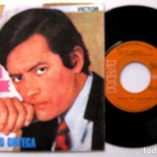 Discos de vinilo: PALITO ORTEGA - VIVA LA VIDA / LA JUVENTUD SABE DONDE VA - SINGLE RCA VICTOR 1969 BPY. Lote 199695431