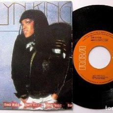 Discos de vinilo: EVELYN KING - I'M IN LOVE - SINGLE RCA VICTOR 1981 BPY. Lote 199700493