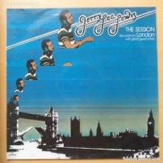 Discos de vinilo: JERRY LEE LEWIS - THE SESSION RECORDER IN LONDON (LP) 1989. Lote 199715552