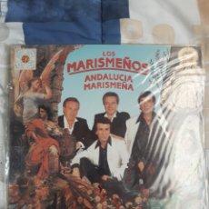 Discos de vinilo: DISCO LOS MARISMEÑOS, ANDALUCIA MARISMEÑA. Lote 199732020