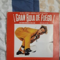 Discos de vinilo: DISCO GRAN BOLA DE FUEGO. Lote 199733767