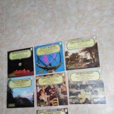 Discos de vinilo: LOTE DE 7 VINILOS LP MUSICA CLASICA. Lote 199739480