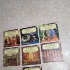 Discos de vinilo: LOTE DE 7 VINILOS LP MUSICA CLÁSICA. Lote 199740032