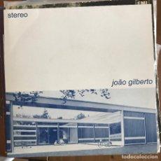 Discos de vinilo: JOAO GILBERTO - SAMBA DE UMA NOTA SÓ / ISTO AQUI O QUE É? - SINGLE NO LABEL. Lote 199740587