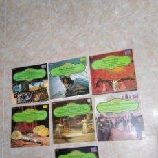 Discos de vinilo: LOTE DE 7 VINILOS LP MUSICA CLÁSICA. Lote 199742117