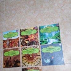 Discos de vinilo: LOTE DE 7 VINILOS LP MUSICA CLÁSICA. Lote 199744970