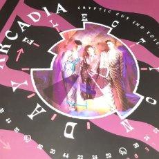 Discos de vinilo: DISCO VINILO MAXI ARCADIA. Lote 199747832