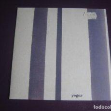 Discos de vinilo: YOGUR EP ACUARELA 1994 - KINDER +2 LO FI 90'S - PATRULLERO MANCUSO - SOLEX - ETC - SIN USO. Lote 199756677