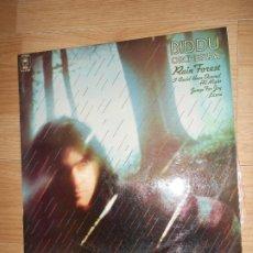Discos de vinilo: BIDDU ORCHESTRA - RAIN FOREST / LLUVIA EN EL BOSQUE - EPIC 1976. Lote 199758802