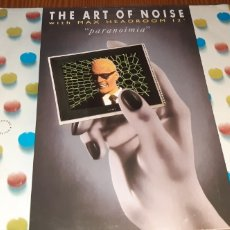Discos de vinilo: DISCO VINILO MAXI THE ART OF NOISE. Lote 199759188