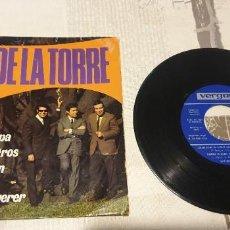 Discos de vinilo: LOS DE LA TORRE VERGARA 10.056. Lote 199759310