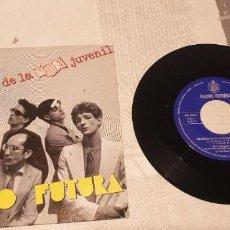Discos de vinilo: RADIO FUTURA ENAMORADO DE LA MODA JUVENIL. Lote 199759652