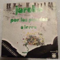 Discos de vinilo: JARCHA - POR LAS PISADAS. Lote 199759786