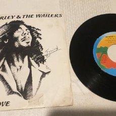 Discos de vinilo: BOB MARLEY & THE WAILERS.. Lote 199760351
