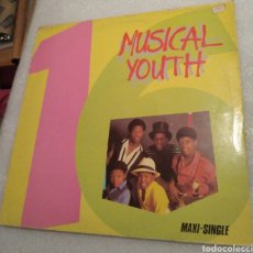 Discos de vinilo: MUSICAL YOUTH - SIXTEEN. 16. Lote 199760628