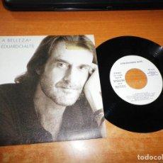 Discos de vinilo: LUIS EDUARDO AUTE LA BELLEZA / DEJALO YA SINGLE VINILO PROMO DEL AÑO 1989 LUIS MENDO 2 TEMAS. Lote 199762036