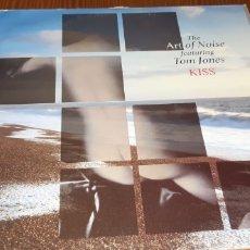 Discos de vinilo: DISCO VINILO MAXI THE ART OF NOISE. Lote 199762441