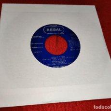 Discos de vinilo: BRUNO LOMAS VUELVO A CASA/POR ESA MUJER/NO ES SERIO TU AMOR +1 EP 1968 REGAL SOLO DISCO. Lote 199762742
