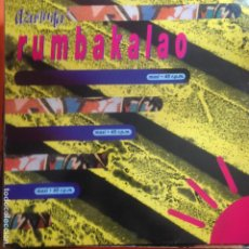 Discos de vinilo: AZUQUITA RUMBAKALAO . MAXI. Lote 199763302