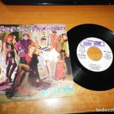 Discos de vinilo: BETTY TROUPE REFLEJOS / VENDEDOR DE SUEÑOS SINGLE VINILO PROMO NACHO CANO MECANO MOVIDA TECNO 1984. Lote 199763440
