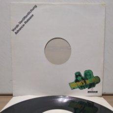Discos de vinilo: WAYNE & GARTH - WAYNE'S WORLD THEME ( EL MUNDO DE WAYNE ) 1992 GER. Lote 199765120