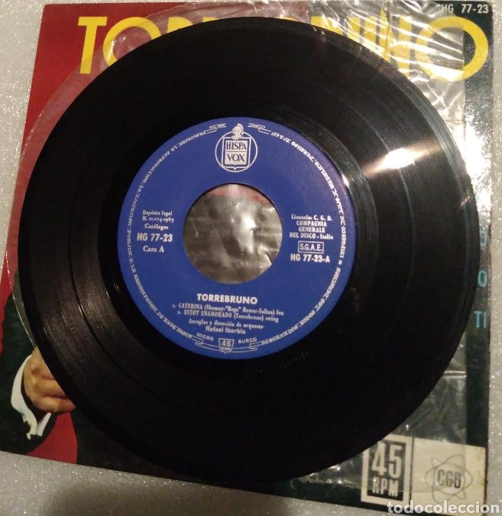 Discos de vinilo: Torrebruno - Caterina + 3 - Foto 2 - 199770353