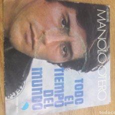 Discos de vinilo: SINGLES MANOLO OTERO. Lote 223979262