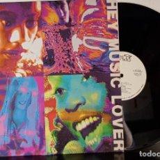 Discos de vinilo: S´XPRESS HEY MUSIC LOVER - MUTE RECORDS 1989 MAXI. Lote 199794103