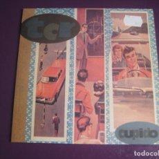 Dischi in vinile: TCR + ESTEBAN LIGHT (MAURO ENTRIALGO) EP BELMONDO 1999 CUPIDO / CARMEN Y CARLOS INDIE POP . Lote 199800305