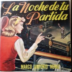 Discos de vinilo: LA NOCHE DE LA PARTIDA. Lote 199802826
