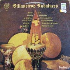 Disques de vinyle: LP - VILLANCICOS ANDALUCES - VARIOS (SPAIN, MELODY RECORDS 1993). Lote 199816085
