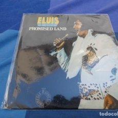 Discos de vinil: ELVIS PRESLEY LP PROMISED LAND ESPAÑA 1976 ESTADO CORRECTO. Lote 199822491