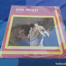 Discos de vinil: ELVIS PRESLEY LP C MON EVERYBODY ESPAÑA AÑOS 70 VINILO EN MUY BUEN ESTADO. Lote 199822780