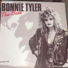 Discos de vinilo: BONNIE TYLER: THE BEST . Lote 199824703