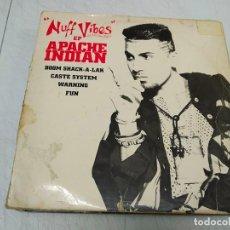 Discos de vinilo: APACHE INDIAN – NUFF VIBES . Lote 199825055