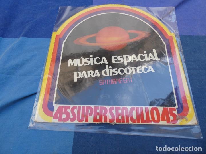 MAXI 12 PULGADAS FUNK ROCK ODISSEY TIRUBUTE TO ELVIS MOVIEPLAY 1977 POR ROCK ODYSEEY ESTADO CORRECTO (Música - Discos de Vinilo - EPs - Pop - Rock Internacional de los 70)