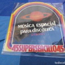 Discos de vinilo: MAXI 12 PULGADAS FUNK ROCK ODISSEY TIRUBUTE TO ELVIS MOVIEPLAY 1977 POR ROCK ODYSEEY ESTADO CORRECTO. Lote 199830743