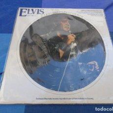 Discos de vinil: ELVIS A LEGENDARY PERFORMES 3 FOTODISCO USA 1978 POR LAS DOS CARAS ED LIMITADA CON LIBRETO. Lote 199830978