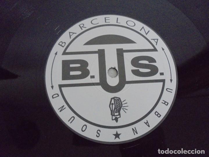 Discos de vinilo: RA-MONOS. ¡LA RAMONA!. MAXISSINGLES VINILLO. URBAN SOUND BARCELONA. METROPOL RECORDS. 1993 - Foto 6 - 199853366