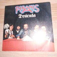 Discos de vinilo: PIRAMIS - DRACULA - MOVIE PLAY 1980. Lote 199854087
