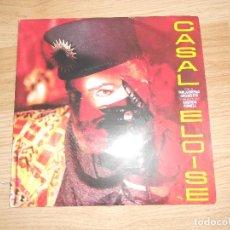 Discos de vinilo: TINO CASAL - ELOISE - 1988. Lote 199861348