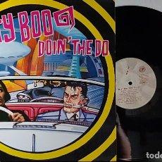 Discos de vinilo: BETTY BOOM - DOIN´ THE DO. Lote 199862331