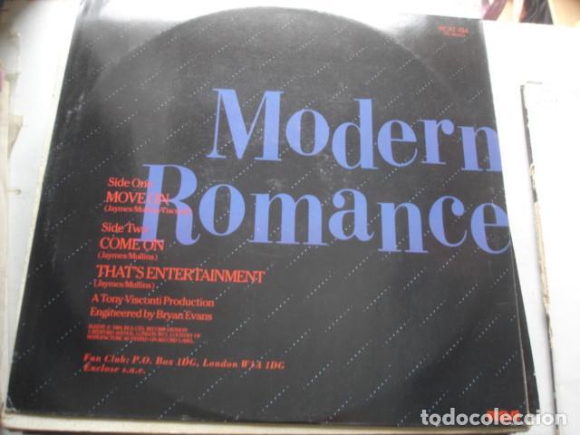 Discos de vinilo: Modern Romance Move On - Foto 2 - 199866506