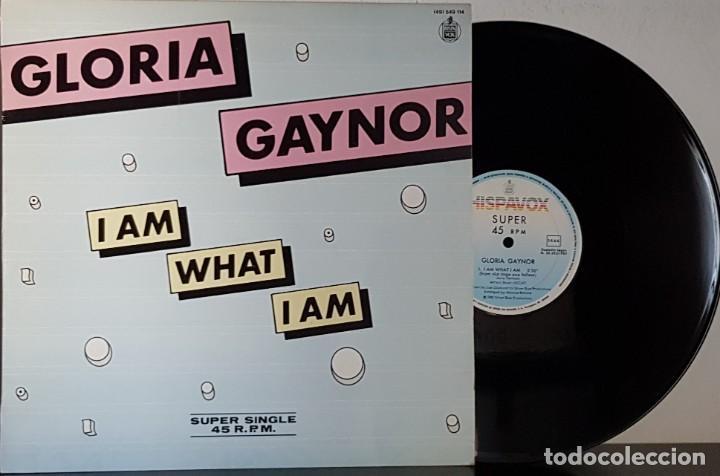 GLORIA GAYNOR - I AM WHAT I AM - MAXI (Música - Discos de Vinilo - Maxi Singles - Disco y Dance)